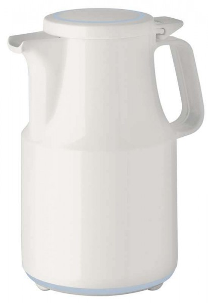 Helios 7362-001 - Isolierkanne Thermoboy S+ - 0,6 l - Weiß