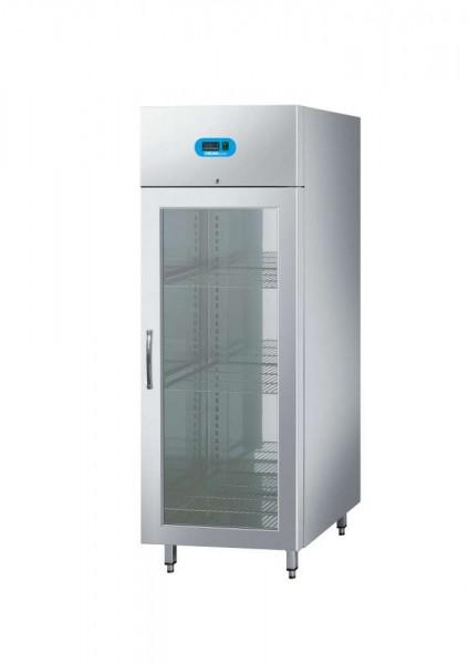 Chromonorm CHKMN07000V1 - NOVA - Kühlschrank 700 L Glastür