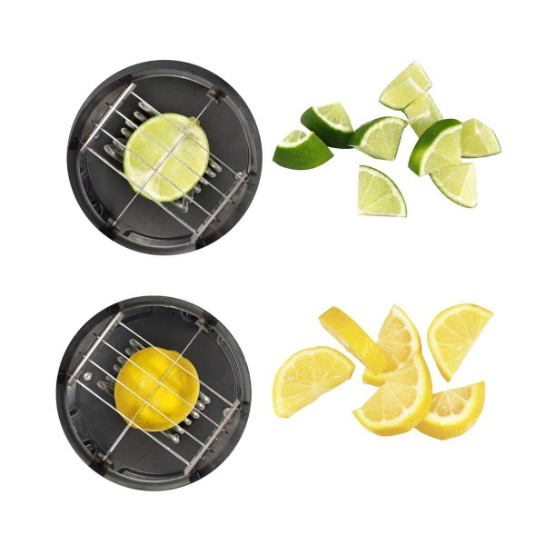 Neumärker Zitrusschneider Limone Zitrone Stücke