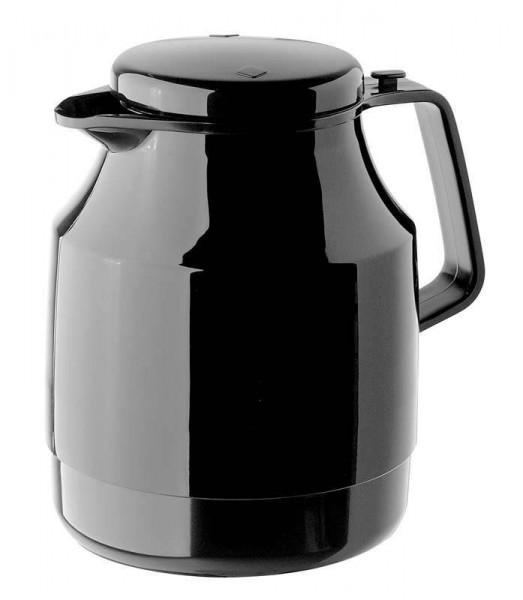 Helios 3335-002 - Isolierkanne Tea Boy - 1,3 l - Schwarz