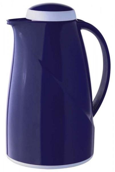 Helios 2945-008 - Isolierkanne Wave Maxi - 1,5 l - Blau