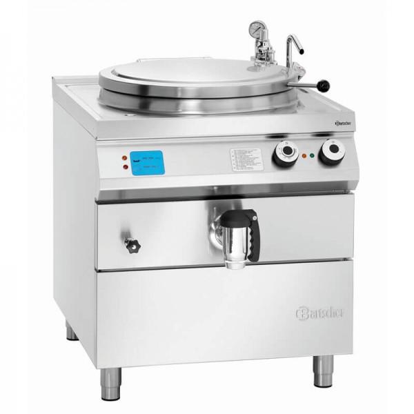 Bartscher 296910 - Elektro Kochkessel 100L mit automatischer Füllstandskontrolle Serie 900 Master