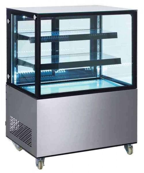 Saro 330-1105 - Kuchenvitrine Glas 300 Liter