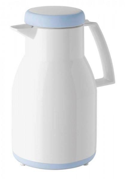 Helios 2764-001 - Isolierkanne Wash S+ - 1,0 l - Weiß