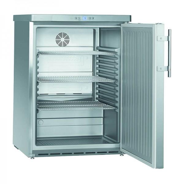 NordCap 405216510 - Umluft-Gewerbekühlschrank UKU 165 I mit Volltür unterbaufähig