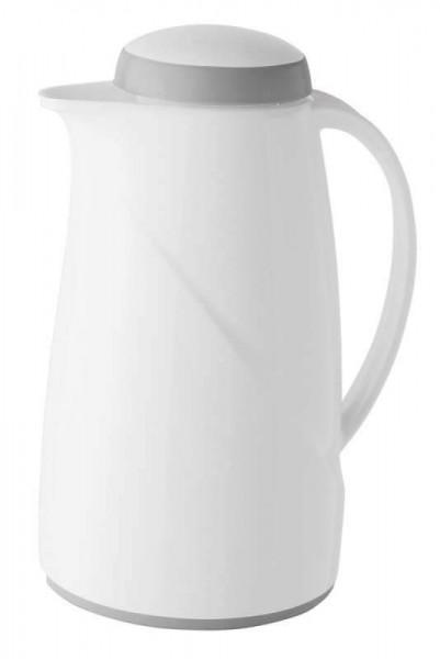 Helios 2944-001 - Isolierkanne Wave - 1,0 l - Weiß