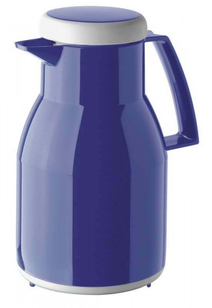 Helios 2744-008 - Isolierkanne Wash - 1,0 l - Blau