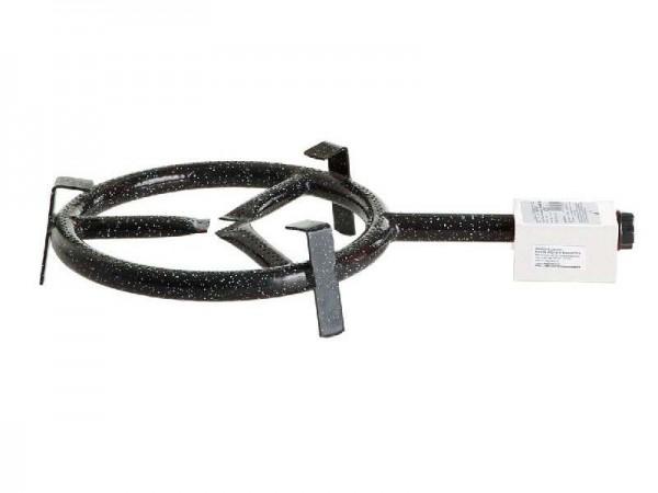 Paella World 1501.1 - 1-Ring-Gasbrenner, Ø 30 cm, 6,5 kW, 30 mbar