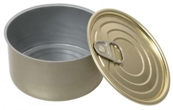 Contacto 4030/085 - Konservendose mit Deckel, rund