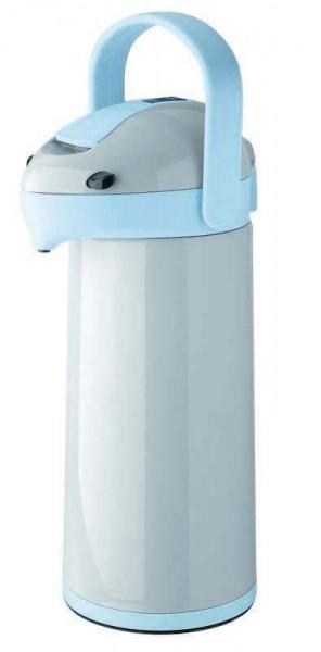 Pumpkanne Airpot - 1,9 l - Grau/Hellblau