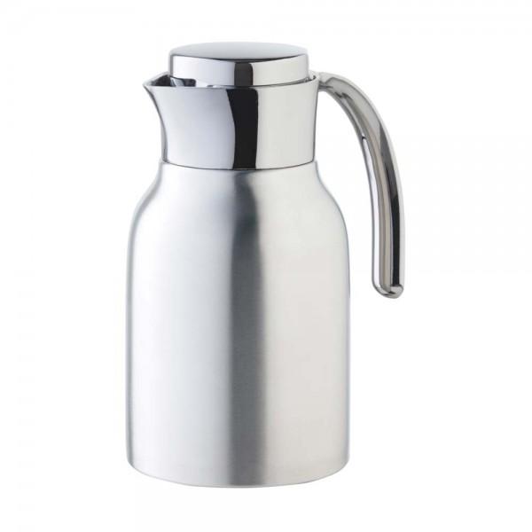 Helios Edelstahl-Isolierkanne Meeting 1,0 Liter