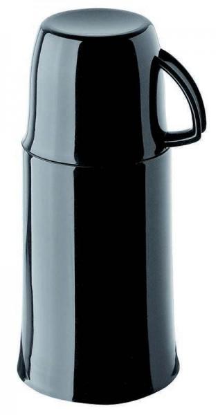 Isolierflasche Elegance - 0,25 l - Schwarz