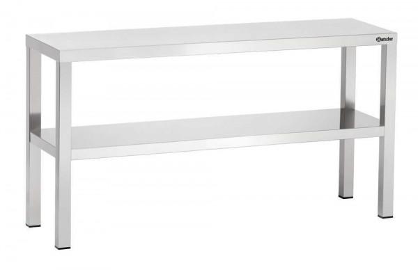 Bartscher 325120 - Aufsatzbord, B1200, 2 Borde