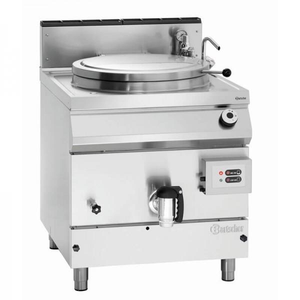 Bartscher 2959021 - Gas Kochkessel 135L mit automatischer Füllstandskontrolle Serie 900 Master