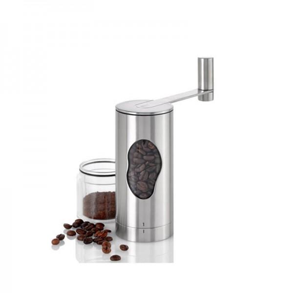 AdHoc MC01 - Kaffeemühle MRS. BEAN mit geöffnetem Behälter