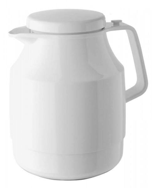 Helios 3335-001 - Isolierkanne Tea Boy - 1,3 l - Weiß