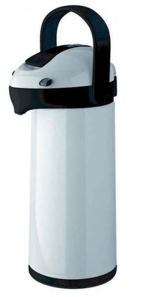 Pumpkanne Airpot - 1,9 l - Grau/Schwarz