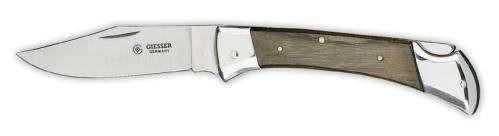 Giesser 7990 - Taschenschlachtmesser - stabile feststellbare Klinge