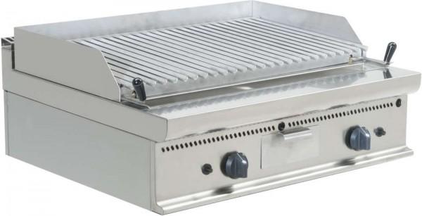 Saro 423-1265 - Gas-Lavasteingrill Modell E7/BS2BB