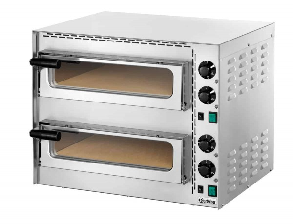 Bartscher 203535 - Profi Pizzaofen 230 V