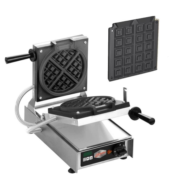 Vertikal Backsystem mit Waffo Biss Platte - HRN-12-40460+31-40462