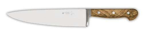 Giesser 8280-20-o - Kochmesser breit Olivenholzgriff - 20 cm