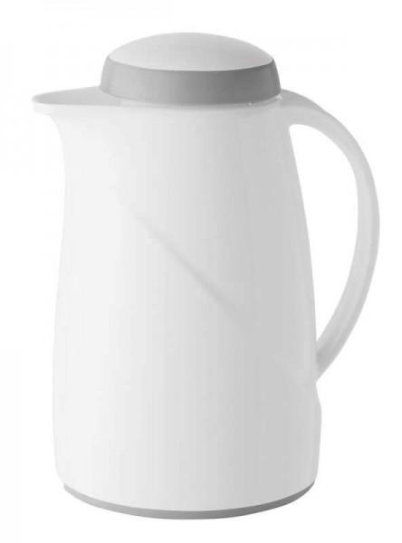 Helios 2942-001 - Isolierkanne Wave Mini - 0,6 l - Weiß