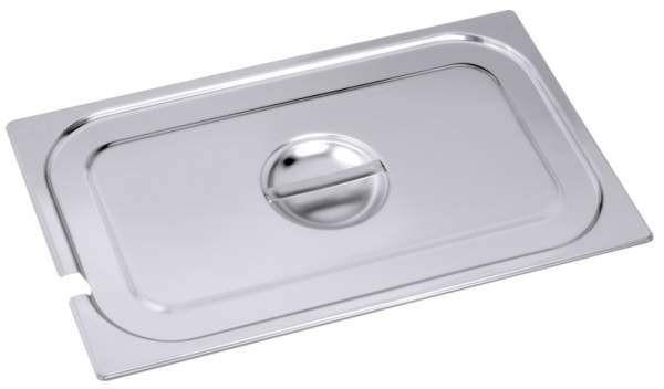 Contacto 7612/325 - Deckel 1/2 für 7011-7023 mit Löffelaussparung