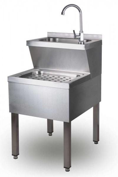 Saro 156-4000 - Handwaschbecken Ausgussbecken Modell HANNA