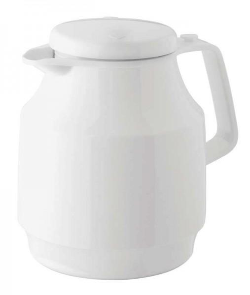 Helios 3334-001 - Isolierkanne Tea Boy - 1,0 l - Weiß