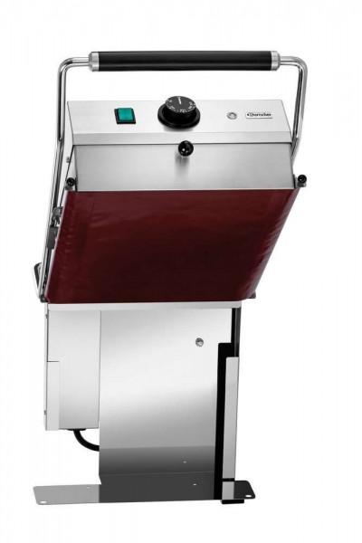 Bartscher 370100 - Grillaufsatz für Griddleplatten