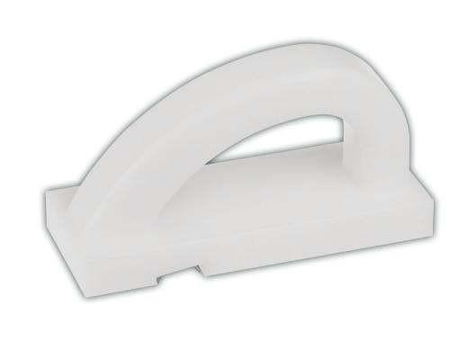 Giesser 6867 - Schneidbretthobel / Kunststoffreinigungshobel weiß