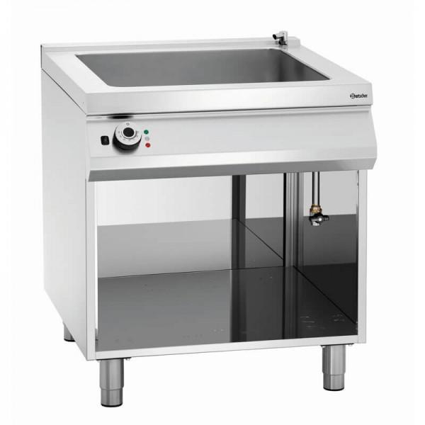 Bartscher 296304 - Elektro Wasserbad 2 x 1/1 GN mit offenem Unterbau Serie 900 Master
