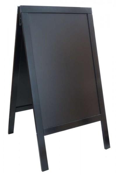 Contacto 7696/085 - Doppeltafel Tafel 85x55cm, schwarz