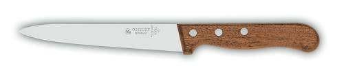 Giesser 8330-15 - Küchenmesser mit Holzgriff - 15 cm