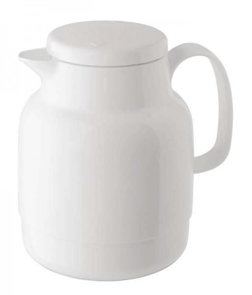 Helios 3355-001 - Isolierkanne Mondo 1,3 Liter Weiß