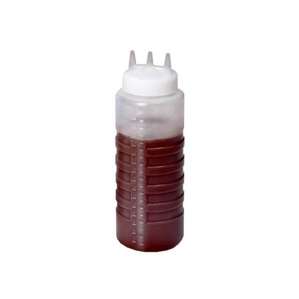 Neumärker 06-40811-00 - 1 Liter Flasche aus Polyethylen für Schoko-Creme Wärmer