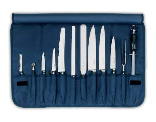 Giesser 8294-b - Kochtasche blau, 12-teilig bestückt