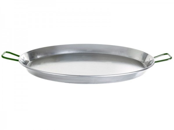 Paella-Pfanne Stahl poliert Ø 70 cm