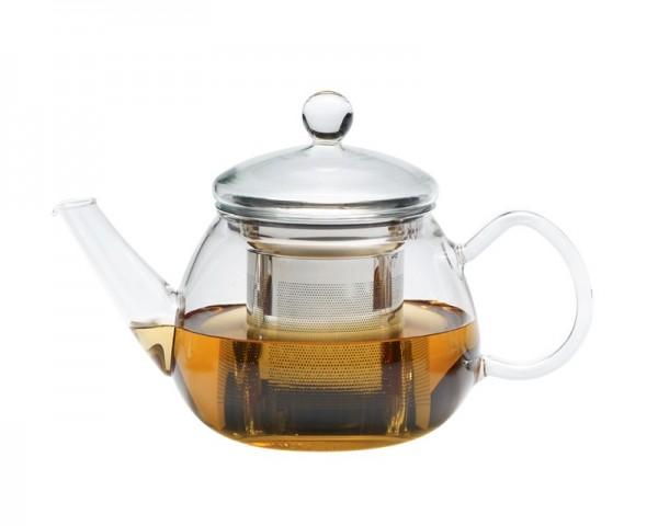 Trendglas Jena 108045 - Teekännchen PRETTY TEA I  0,5 Liter - S