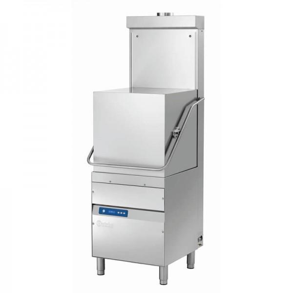 Bartscher 109244 - Durchschub-Spuelmaschine DS 2500eco mit Laugenpumpe und Reinigerdosierpumpe