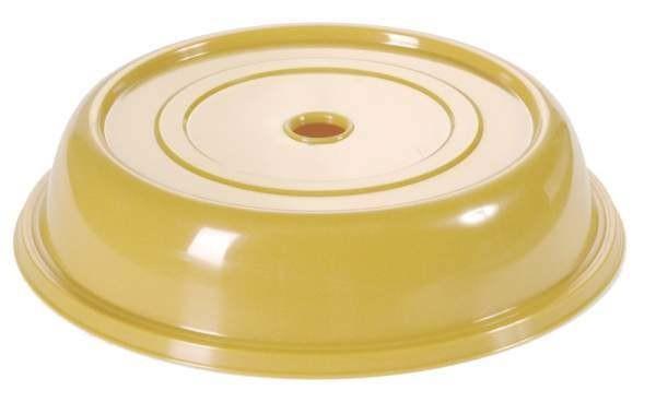Contacto 6442/253 - Tellerglocke 25,3 cm goldgelb