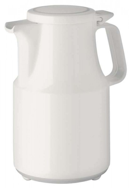 Helios 7342-001 - Isolierkanne Thermoboy - 0,6 l - Weiß