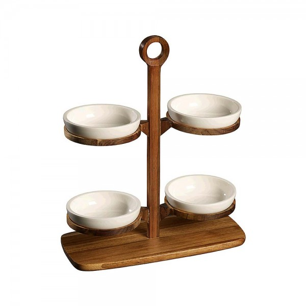 Etagere SET Barbecue 5 teilig