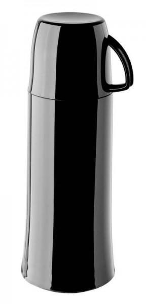 Isolierflasche Elegance - 1,0 l - Schwarz