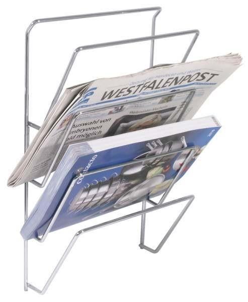 Contacto 7534/450 - Wandablage für Zeitungen und Illustrierte