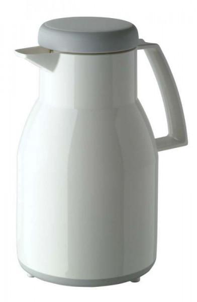 Helios 2744-001 - Isolierkanne Wash - 1,0 l - Weiß