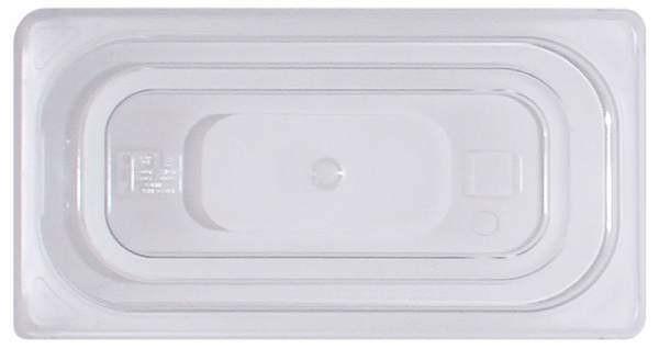 Contacto 8313/325 - Deckel dichtschließend GN 1/3 Polycarbonat, für Serie 8213
