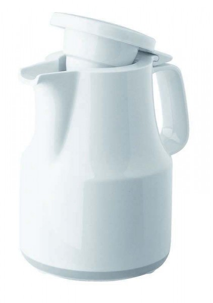 Helios 7341-001 - Isolierkanne Thermoboy - 0,3 l - Weiß