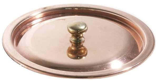 Contacto 8769/090 - Deckel zu Kupfergeschirr 9 cm
